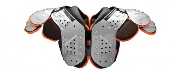 Adult Football Shoulder Pads by Schutt