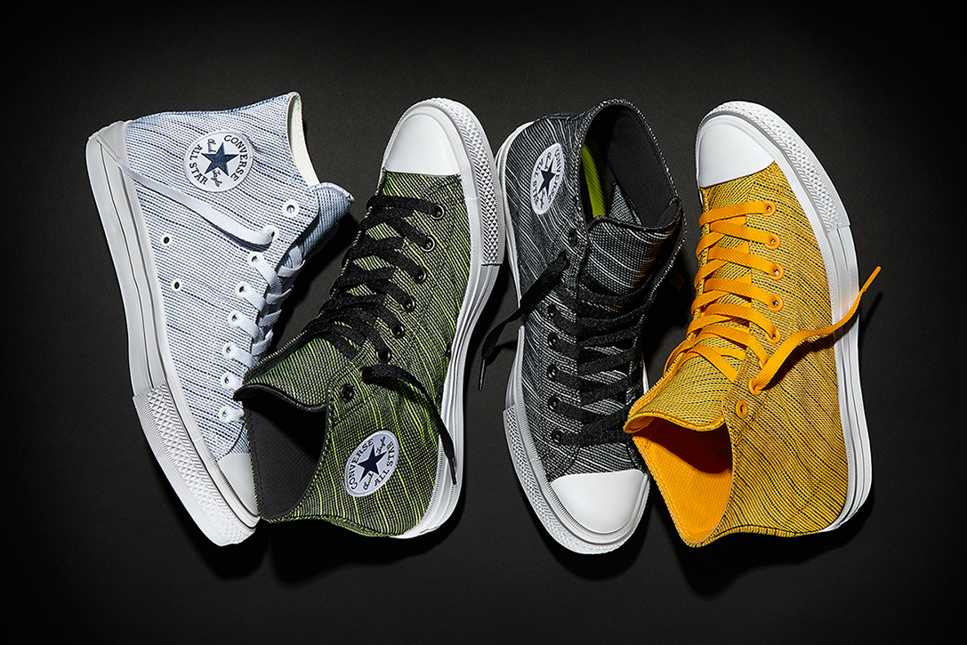 All Star II Knit Kicks by Converse