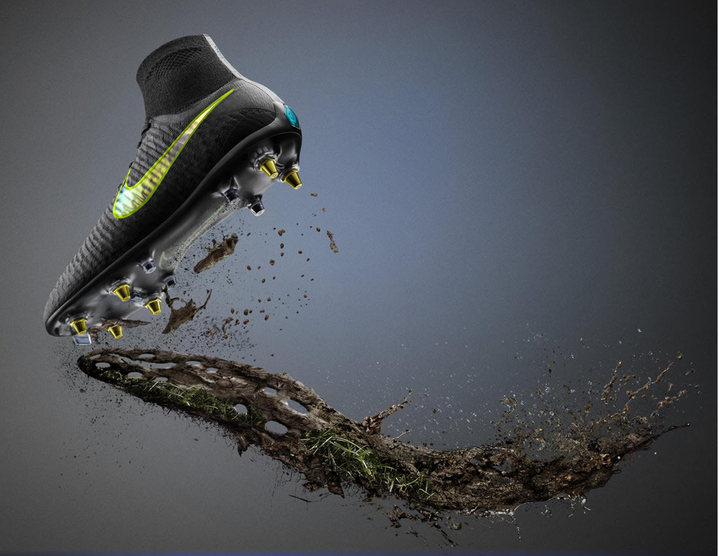 Anti-Clog Traction Technology from Nike
