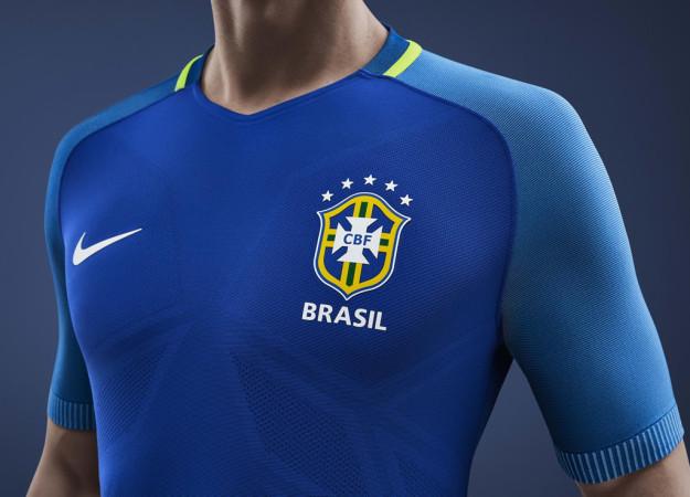 BRASIL AWAY KIT by Nike