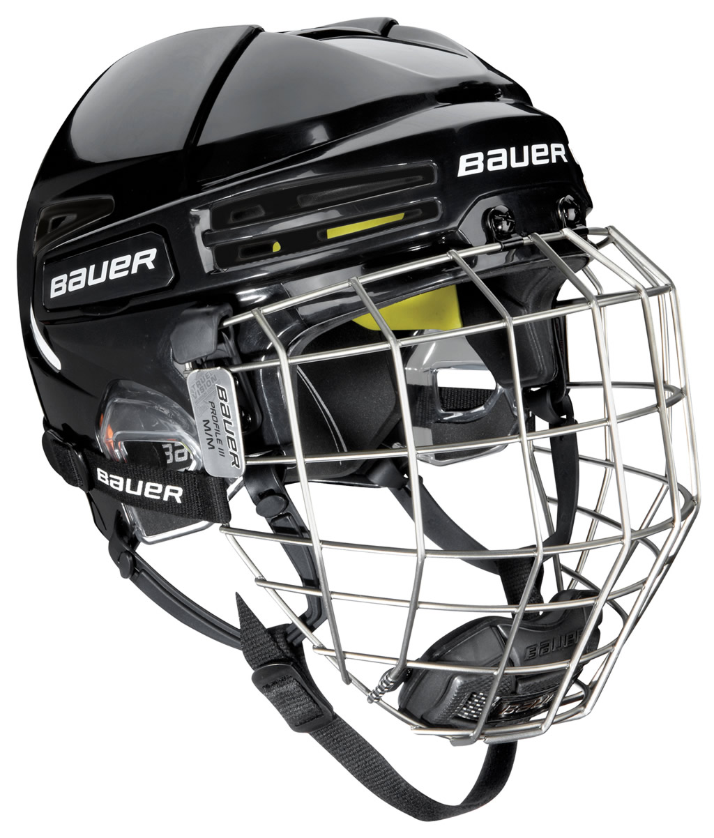 Bauer Re-Akt 75 Helmet In 2016