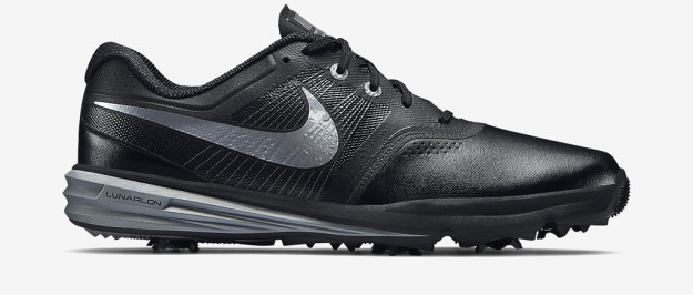 Black-Grey Nike Lunar Command
