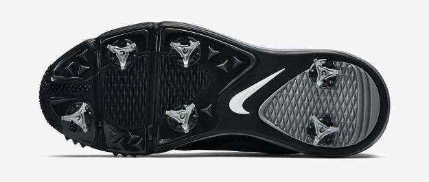 Black-Grey Nike Lunar Command, Sole