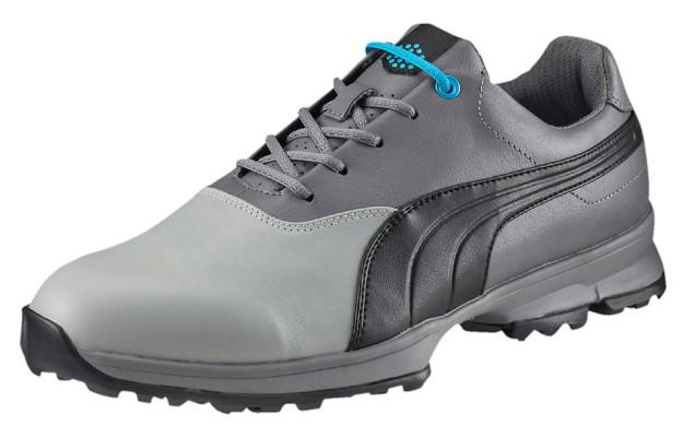 Black-Grey Puma Ace