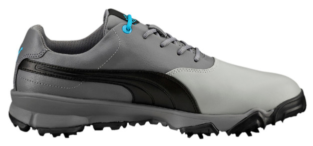 Black-Grey Puma Ace Golf Shoe