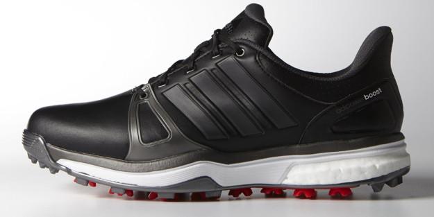 Black-Grey adidas adipower BOOST 2