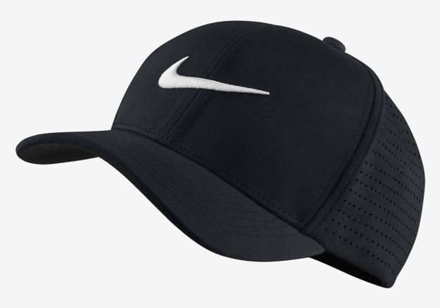 Black Nike Classic 99 Golf Hat
