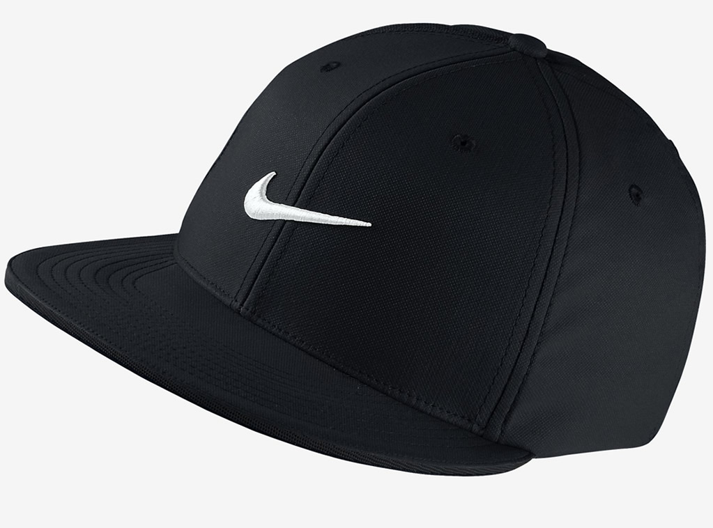 Black Nike Golf True Tour Fitted Hat