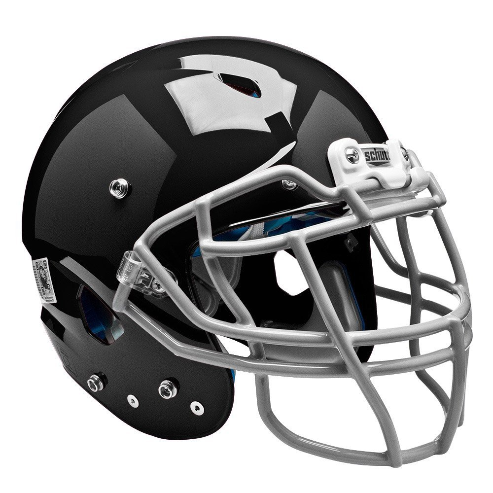 Black Schutt Sports' Vengeance DCT Helmet