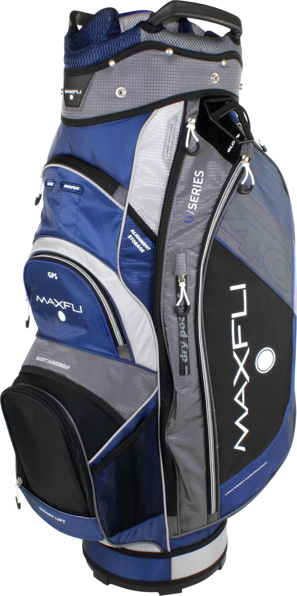 Fantastic Maxfli Useries 4 0 Personalized Cart Bag
