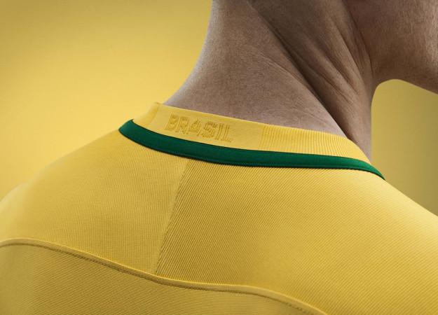 Brasil 2016 National Home Kit by Nike