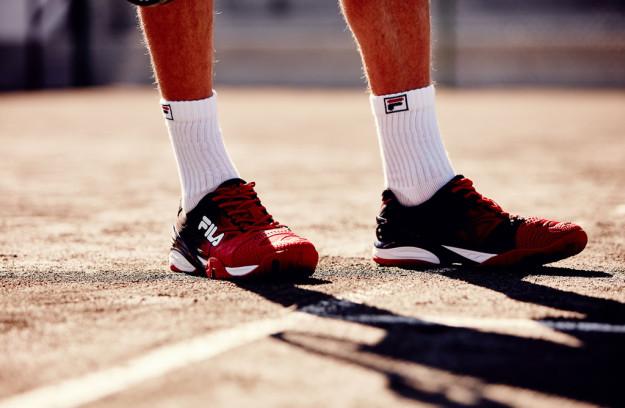 Cage Delirium Performance Tennis Shoe By FILA