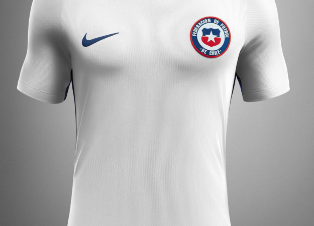 Chile 2016 National Away Kit by Nike