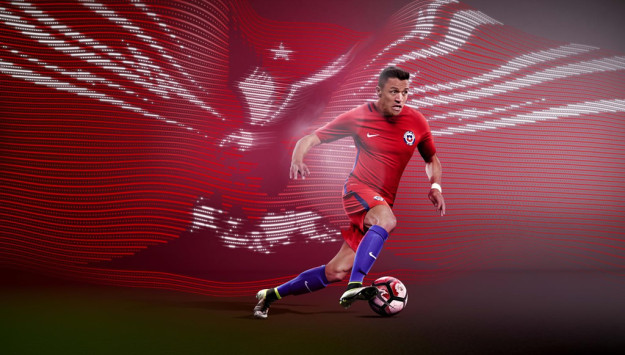 Chile 2016 National Home Kit
