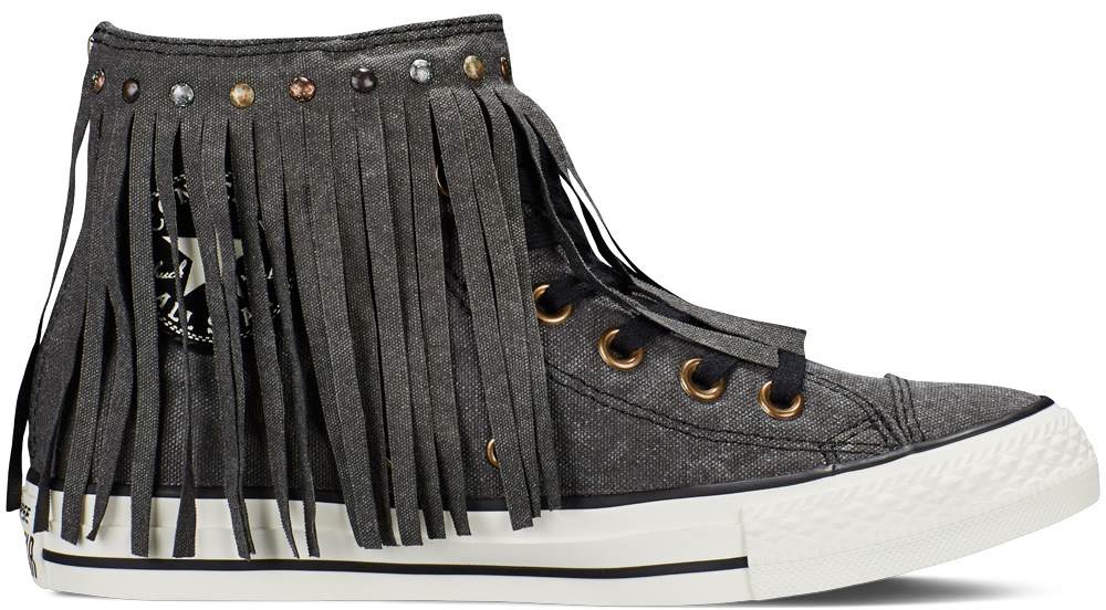 Chuck Taylor All Star Fringe By Converse