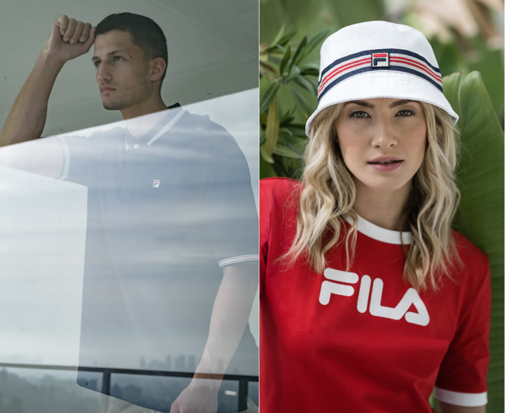 Collection for Spring 2016 by FILA