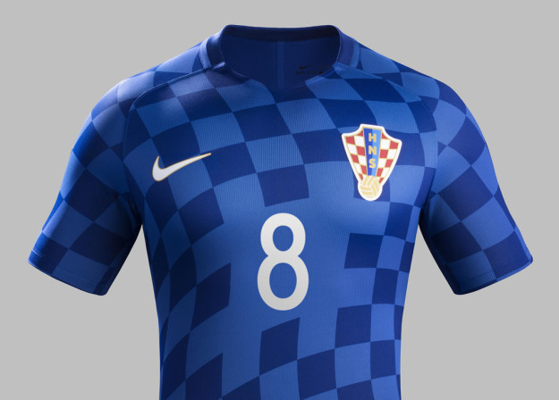Croatia 2016 National Away Kit