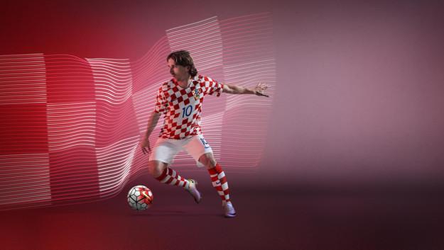 Croatia 2016 National Home Kit by Nike