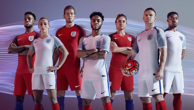 England 2016 National Home Kit