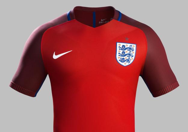 England Away Kit by Nike