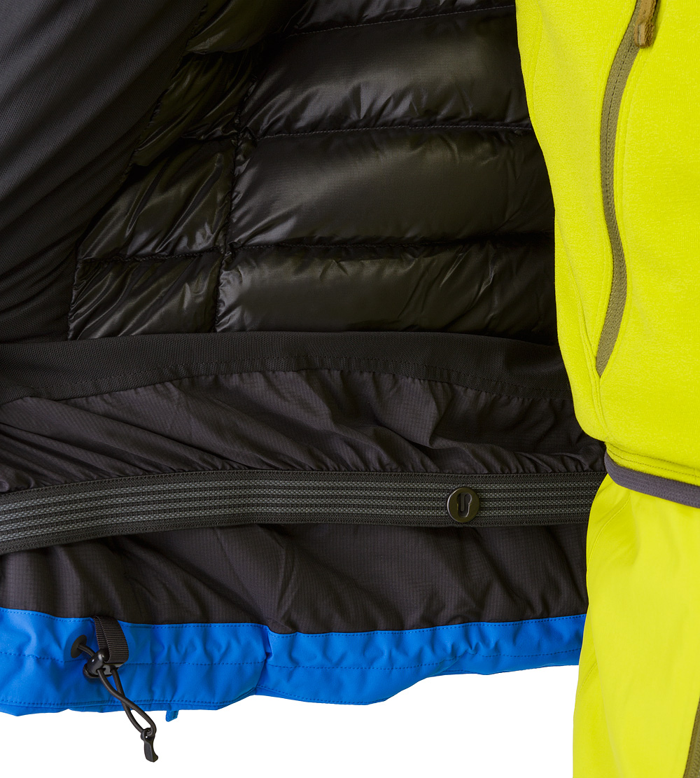 Fissile Jacket Insulation