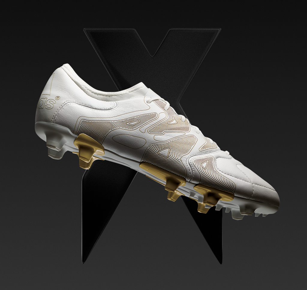Fluid & Etch Pack By Adidas, X16 Football Boots