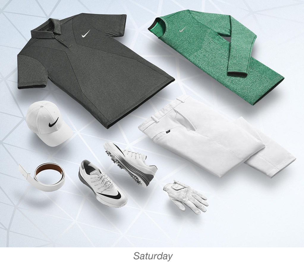 Golf Spring-Summer 2016 Collection by Nike, Charl Schwartzel