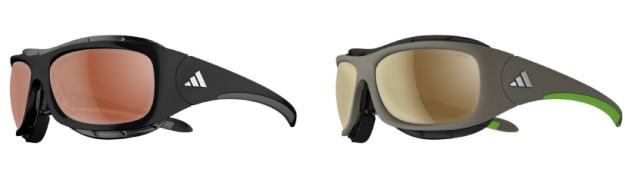 Green Terrex Pro Cricket Sunglasses By Adidas