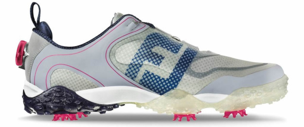 Grey-Navy Footjoy Freesyle BOA Men's Golf Shoe