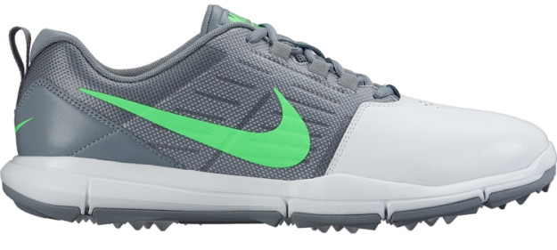 Grey Nike Explorer SL, Waterproof Golf Shoe