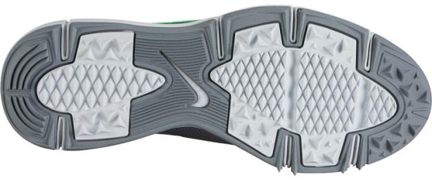 Grey Nike Explorer SL, Waterproof Golf Shoe, Sole