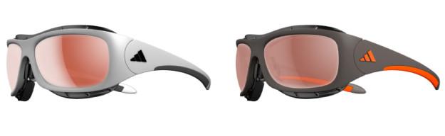 Grey Terrex Pro Cricket Sunglasses By Adidas