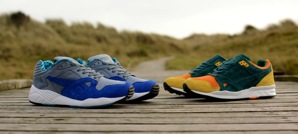 dd4cb6d2b45 Hanon And Puma Release The Adventurer Pack