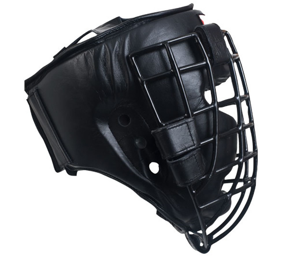 Headgear With Face Cage By Revgear