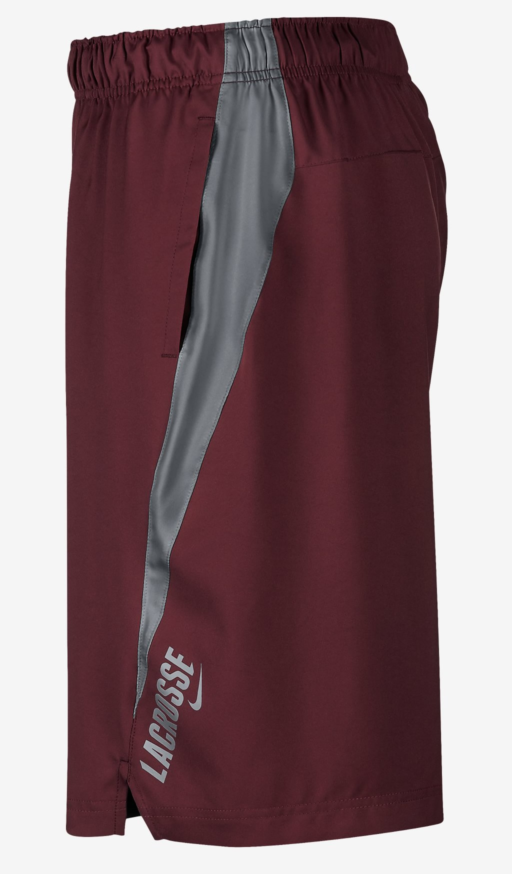 Lacrosse Woven Team Red Men's Training Shorts by Nike