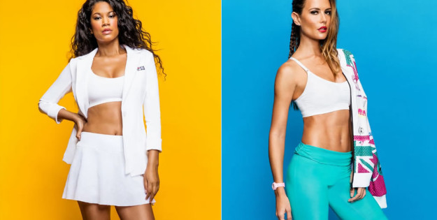 Limited-Edition Spring 2016 Tennis Collection for Women