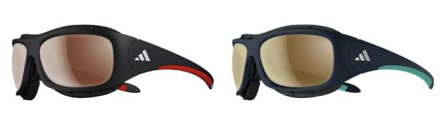 Matt-Red Terrex Pro Cricket Sunglasses By Adidas