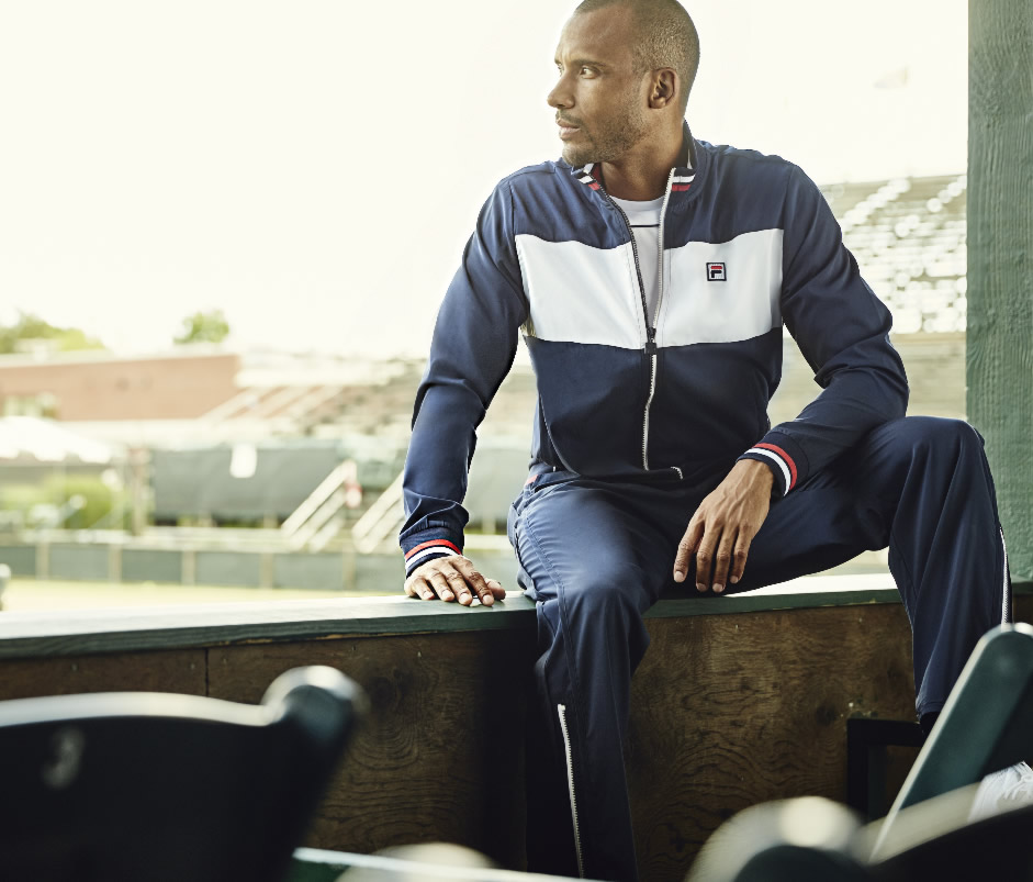 Men's Heritage Tennis Collection by FILA