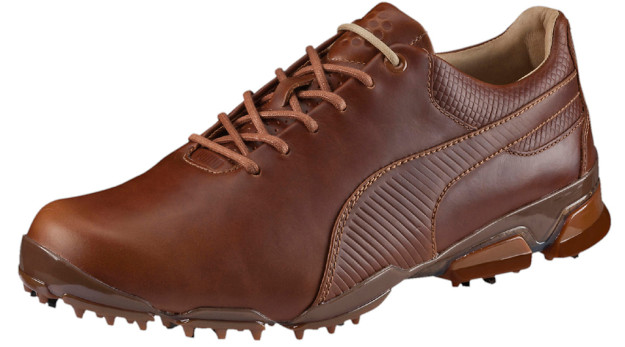 Monks Robe Puma TITANTOUR Ignite Premium Golf Shoe