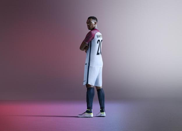 Nike France Away Kit