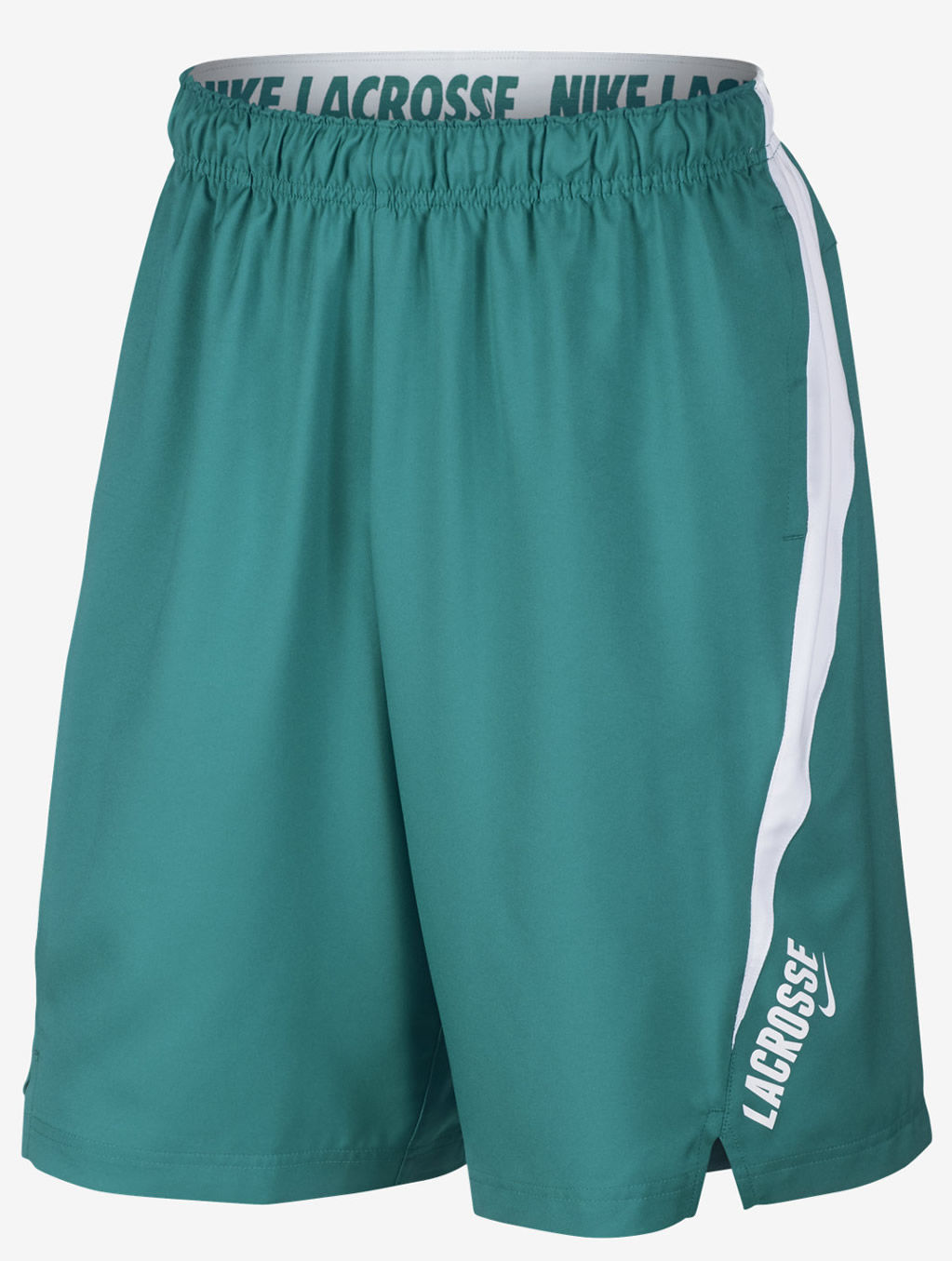 Nike Lacrosse Woven Emerald Men's Training Shorts