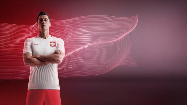 Nike Poland 2016 National Home Kit