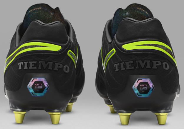 Nike Tiempo Legend, Anti-Clog Traction, Heel Tab