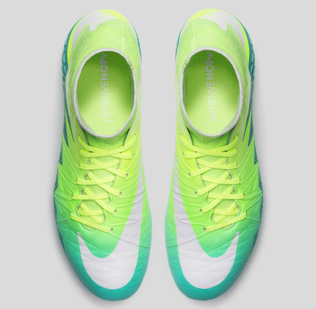 Nike Women's Radiant Pack Hypervenom Football Shoes