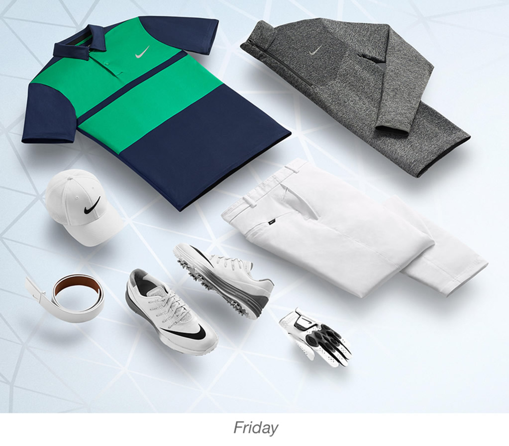 Nike's Golf Spring-Summer 2016 Collection, Paul Casey