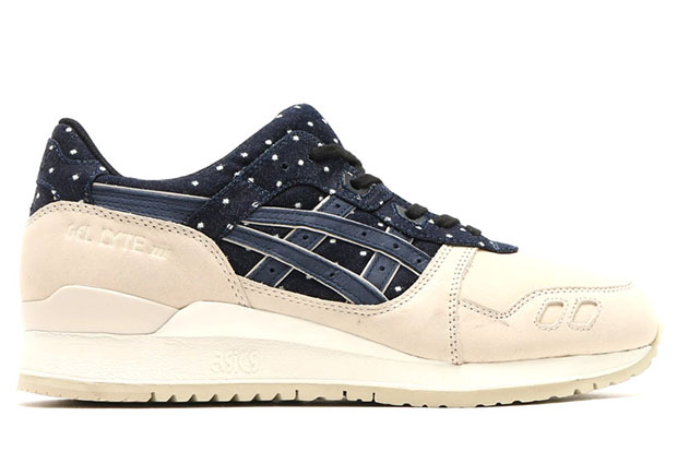 Two Classic Sneakers By Asics Receive Pin Dot Treatments