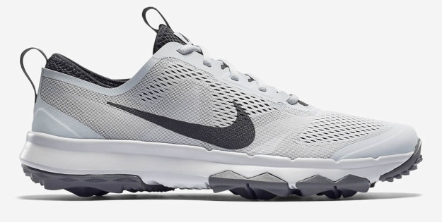 PLatinum Nike FI Bermuda Golf Shoe