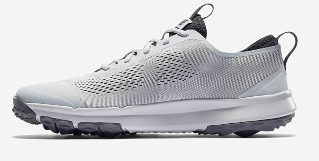 PLatinum Nike FI Bermuda Men's Golf Shoe