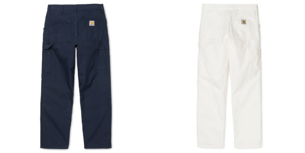 Pant, Spring-Summer 2016 Line By Carhartt WIP