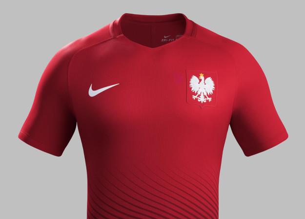Poland 2016 National Away Kit by Nike